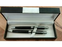 Thierry Mugler Pen & Pencil in their presentation box - NEW