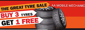 MOBILE TYRE SERVICE Beaumont Burnside Area Preview