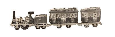 Dept 56 Heritage Village #5573-5 The Flying Scot Train - Set Of 4 Mint