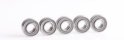5x11x4mm Ceramic Ball Bearings 5 Pack - Mr115 Bearing - 5x11mm Bearing