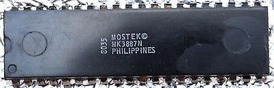 MK3887N 2-channel serial I/O-controller??, Mostek