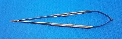 Scanlan 6006-129 Diamond Dust Jacobson Needle Holder Straight 9