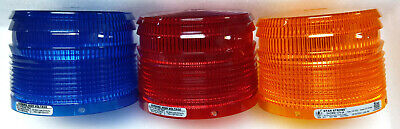 Strobe Beacon Replacement Dome Lens Star Warning 240 250 Series Part No. 297