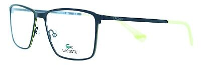 LACOSTE - L2239 424 56/17 - MATTE BLUE - NEW Authentic MEN EYEGLASSES Frame