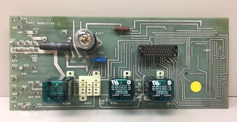 Control Board Sorvall RC 5B Centrifuge ASSY 50195-2