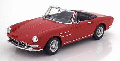1:18 KK-Scale 1964 Ferrari 275 GTS Pininfarina Spyder Red Model (Red Model)