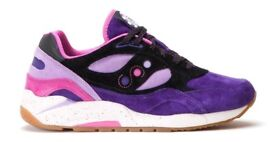 Feature Las Vegas x Saucony G9 Shadow 6 'Barney' Size UK 9.5 Brand New