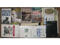 100 used books - pack 02