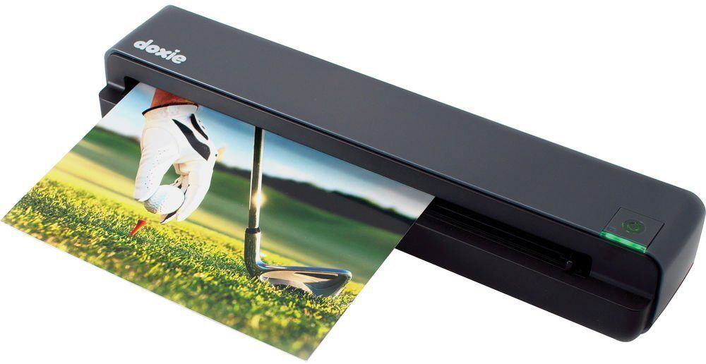 Doxie One Standalone Paper and Photo Scanner