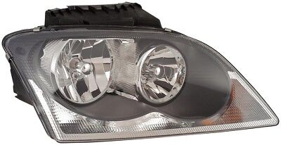 Headlight Assembly Right Dorman 1592137 fits 04-06 Chrysler Pacifica