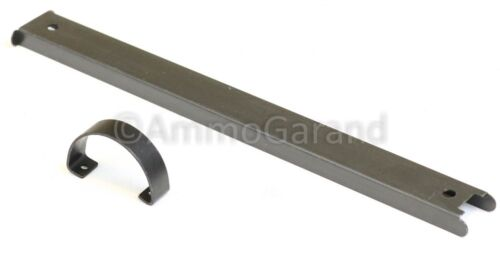 Front Hand Guard Channel Spacer Liner Rear Clip Stock Metal Parts for M1 Garand