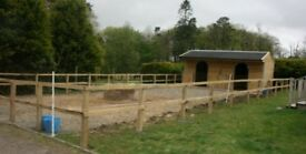 Two 12ft x 12ft Strathearn Stables Looseboxes £2750 ONO Worth Over £5500 Like New