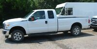 2013 Ford F-250 extende cab 4x4 gas long box