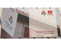 Eng Vs Pak cricket Old Trafford 20-20 family ticket-4