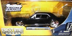 1965 Ford Mustang Boxed Car