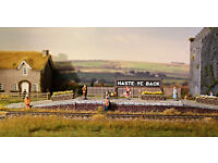 Wanted model railway items OO/N Gauge in the Fort William and Highlands area
