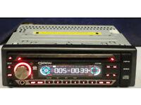 car stereo CD MP3 player Halfords own make 90 watt outpiut Sendai £30