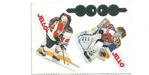 1993-94 KRAFT ...... JELL-O ...... CUT-OUTS ...... hockey cards