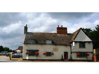 Front of House Waiting Supervisor/Manager for rural Dining Pub. Experienced table server/improver?