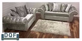 BRAND NEW DQF Westfield Sofa 3 + 2. ONLY £899!!!