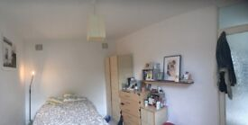 Avaliable now: large bedroom in friendly flat, near Clapham