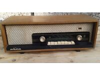 RADIO - vintage ZRK ARKONA 2 - 1964r - NR 122726 - ZRK for restoration or spares