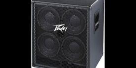 Peavey TVX 410 EX 4X10 Bass Speaker Cabinet