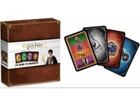 Cartamundi Harry Potter I go to Hogwarts Card Game £10