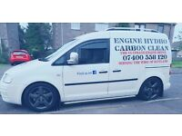 Engine Carbon Cleaning Offer £60