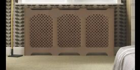 Cambridge Large Unfinished Radiator Cover Cabinet RRP £61 B&Q