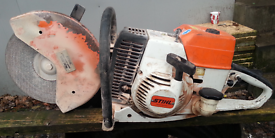 Stihl ts360av disc cutter spairs or repairs