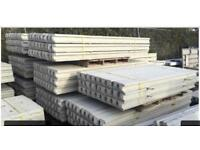 Concrete posts and base All sizes available