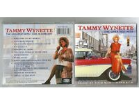 TAMMY WYNETTE – THE GREATEST HITS - LIVE IN CONCERT - CD