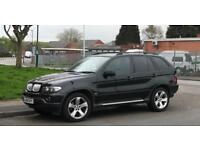 BMW X5 2004 3.0 Diesel sport