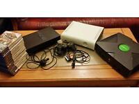 Playstation 2, xbox 360, xbox