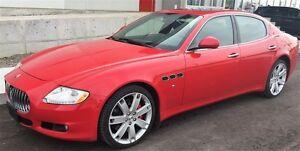 2009 Maserati Quattroporte 4.7