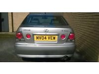 Lexus IS200 Limited Edition for Sale