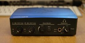 E-MU Tracker Pre USB Audio Interface