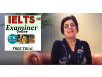 English Tutor/IELTS Examiner Online - £18 p/hour FREE 15 min- Private British Teacher Skype Lessons