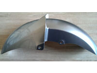 YAMAHA FRONT FENDER SILVER - 3P6-21511-00-P7