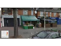 Shop on Ripple road Barking --Viewing STRICTLY by appointment