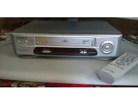 Samsung Hi Logic VCR – VHS HD Video Cassette Recorder - PRICE NOW REDUCED