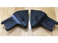 Phil And Ted's Vibe And Verve Adaptors For Car Seat Excellent Condition