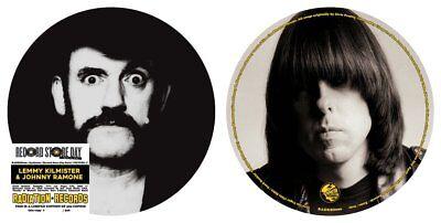 "LEMMY & JOHNNY - MOTÖRHEAD / RAMONES - Good Rockin' Tonight Lim Pic Vinyl 7"" RSD"