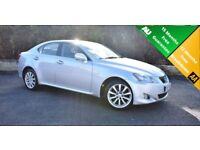 2007 Lexus IS 220d 2.2 TD SE 4dr *** PERFECT FAMILY MOTOR ***