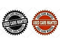 CARS AND VANS WANTED FOR CASH BEST PRICES PAID SELL MY CAR CASH TODAY FOR CARS