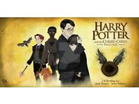 Harry Potter and The Cursed Child Tickets Valentines Day!