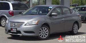 2014 Nissan Sentra 1.8S! AUTO! AIR! ONLY $42/WK TAX INC. $0 DOWN