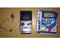 Nintendo GameBoy Color Atomic Purple Console2