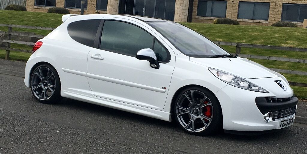 Peugeot 207 Gti In Kirkcaldy Fife Gumtree